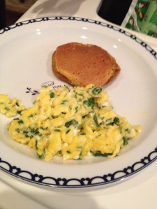 Spinach Eggs