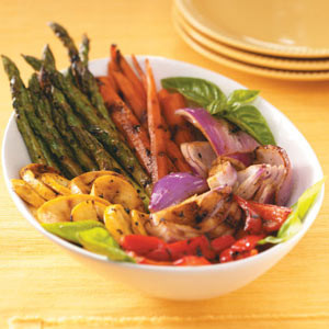 Http Www Tasteofhome Com Recipes Grilled Vegetable