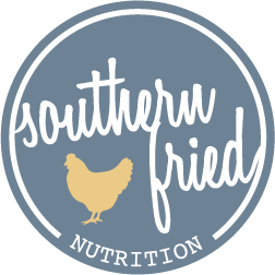 Logo for Southern Fried Nutrition Services