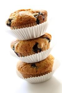MF-Blueberry Muffins