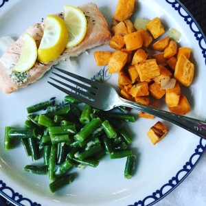 Simple High Omega-3 Meal