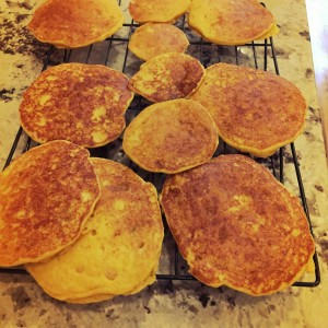 GF Pumpkin Pancakes1