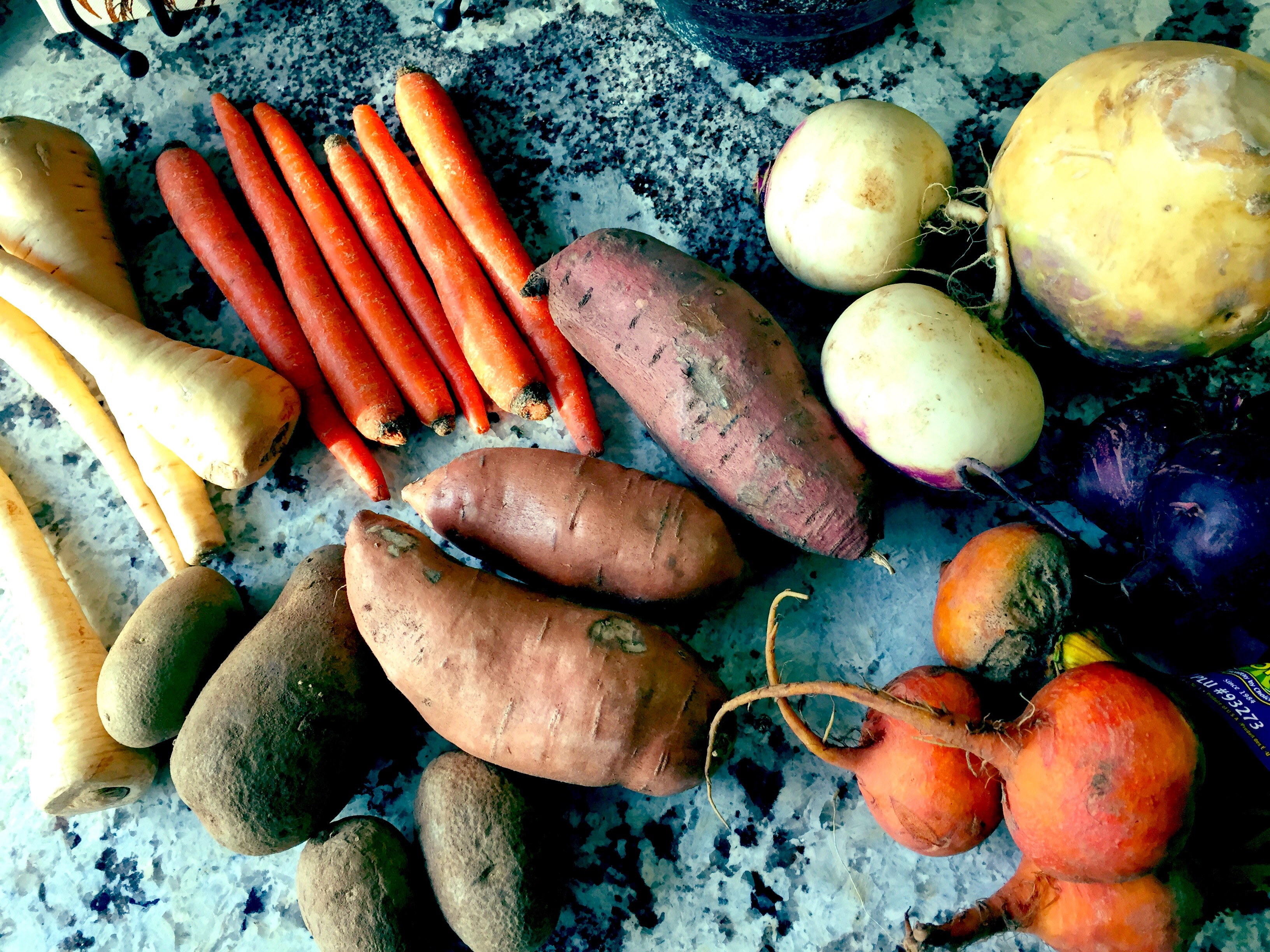 Vegetables for Roasting